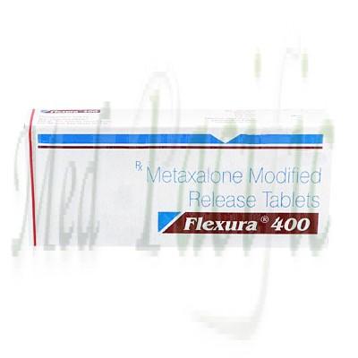 Flexura 400mg - 10 Tablets