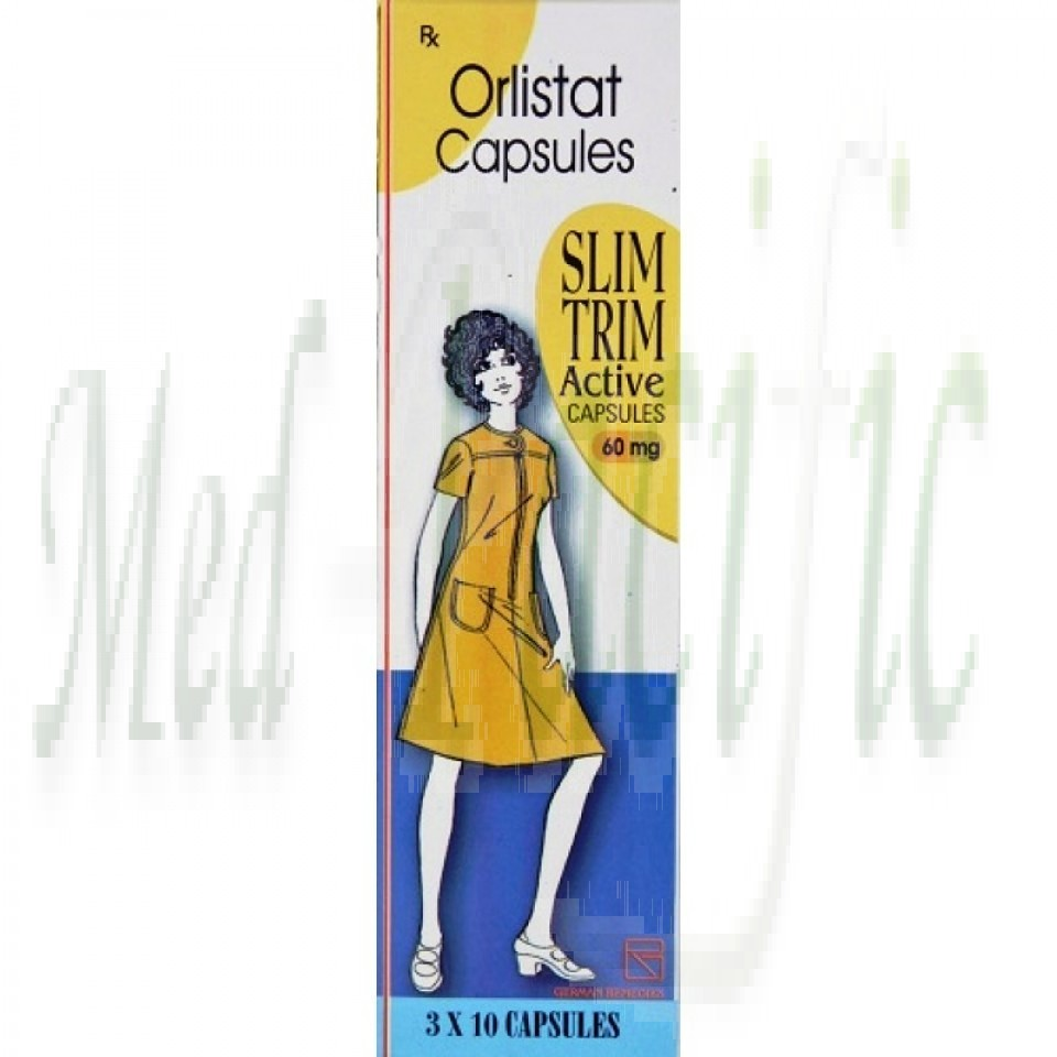 Slim Trim Active Orlistat