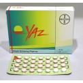 YAZ birth control pills